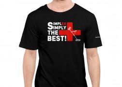 Футболка фирменная SIMPLEX